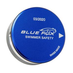 Ersatzkapsel BlueFox ST1 (blau)