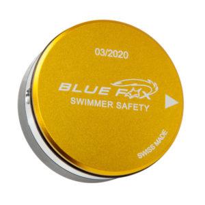 Ersatzkapsel BlueFox ST1 (goldgelb)