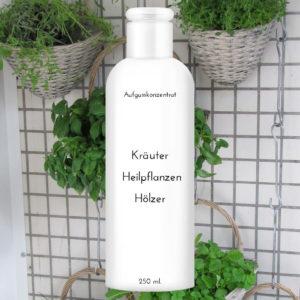 """Saunaduft 7-Kräuter-Garten 250 ml """"Kräuter Heilpflanzen Hölzer"""""""