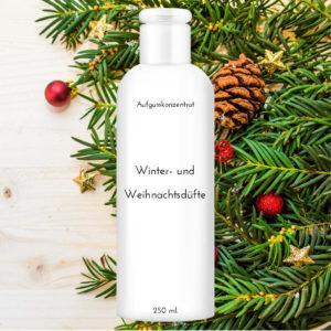 """Saunaduft Adventszauber 250 ml """"Winter und Weihnachtsdüfte"""""""