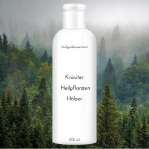 """Saunaduft Alaska-Pinie 250 ml """"Kräuter Heilpflanzen Hölzer"""""""