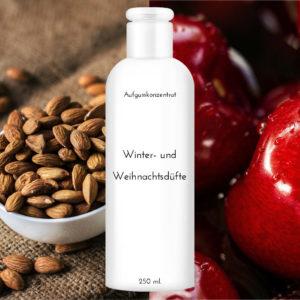 """Saunaduft Apfel-Amaretto 250 ml """"Winter und Weihnachtsdüfte"""""""
