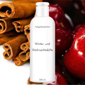 """Saunaduft Apfel-Zimt 250 ml """"Winter und Weihnachtsdüfte"""""""