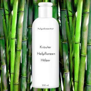"""Saunaduft Bambus 250 ml """"Kräuter Heilpflanzen Hölzer"""""""