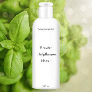"""Saunaduft Basilikum 250 ml """"Kräuter Heilpflanzen Hölzer"""""""