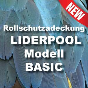 Rollschutzabdeckung / LIDERPOOL / Modell BASIS