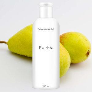"""Saunaduft Birne 250 ml """"Früchte"""""""