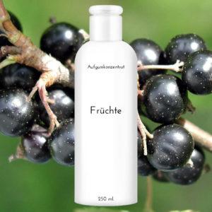 """Saunaduft Cassis 250 ml """"Früchte"""""""