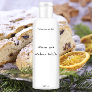 """Saunaduft Christstollen 250 ml """"Winter und Weihnachtsdüfte"""""""