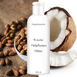 """Saunaduft Cocos-Mandel 250 ml """"Kräuter Heilpflanzen Hölzer"""""""
