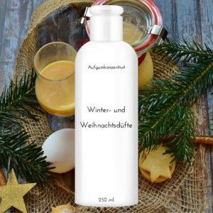 """Saunaduft Eier-Punsch 250 ml """"Winter und Weihnachtsdüfte"""""""