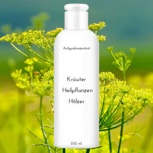 """Saunaduft Fenchel 250 ml """"Kräuter Heilpflanzen Hölzer"""""""