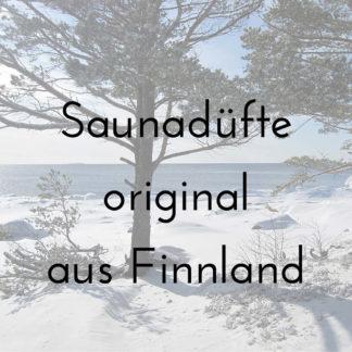 Saunadüfte - aus Finnland