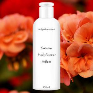 """Saunaduft Geranium 250 ml """"Kräuter Heilpflanzen Hölzer"""""""