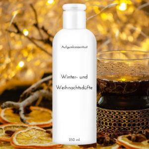 """Saunaduft Glühwein 250 ml """"Winter und Weihnachtsdüfte"""""""