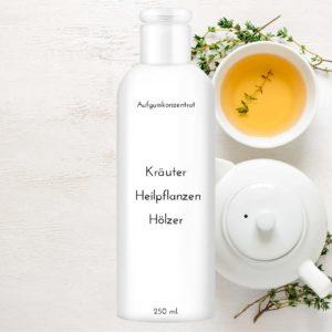 """Saunaduft Grüner Tee 250 ml """"Kräuter Heilpflanzen Hölzer"""""""