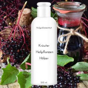 """Saunaduft Holunder 250 ml """"Kräuter Heilpflanzen Hölzer"""""""