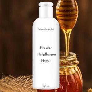 """Saunaduft Honig 250 ml """"Kräuter Heilpflanzen Hölzer"""""""