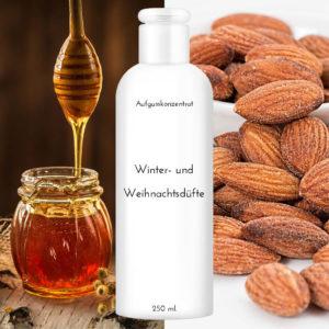 """Saunaduft Honig-Mandel 250 ml """"Winter und Weihnachtsdüfte"""""""