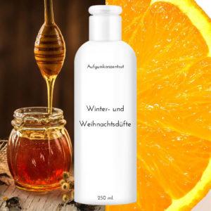 """Saunaduft Honig-Orange 250 ml """"Winter und Weihnachtsdüfte"""""""