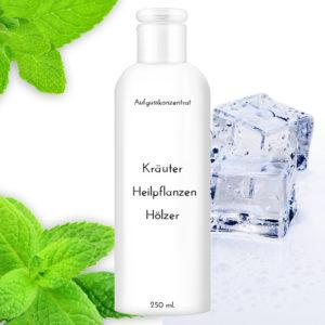 """Saunaduft Iceminze 250 ml """"Kräuter Heilpflanzen Hölzer"""""""
