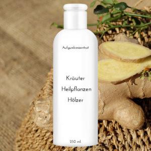 """Saunaduft Ingwer 250 ml """"Kräuter Heilpflanzen Hölzer"""""""