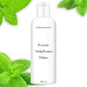"""Saunaduft Japanisches Minzöl  250 ml """"Kräuter Heilpflanzen Hölzer"""""""