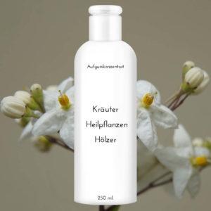 """Saunaduft Jasmin 250 ml """"Kräuter Heilpflanzen Hölzer"""""""