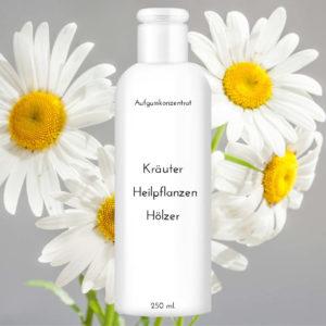 """Saunaduft Kamille 250 ml """"Kräuter Heilpflanzen Hölzer"""""""