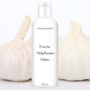 """Saunaduft Knoblauch 250 ml """"Kräuter Heilpflanzen Hölzer"""""""