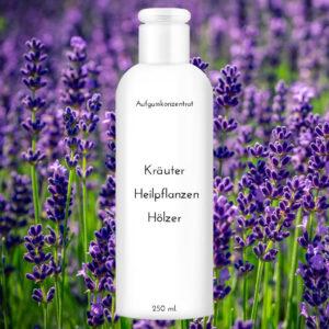 """Saunaduft Lavendel 250 ml """"Kräuter Heilpflanzen Hölzer"""""""