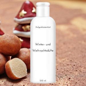 """Saunaduft Marzipan 250 ml """"Winter und Weihnachtsdüfte"""""""