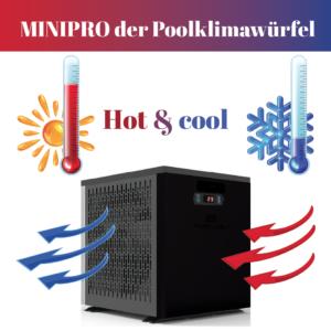 MiniPro | Poolklimawürfel  | PW 008 | Pools 10 – 20 m³