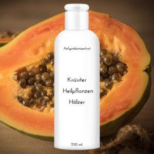 "Saunaduft Papaya 250 ml ""Kräuter Heilpflanzen Hölzer"""