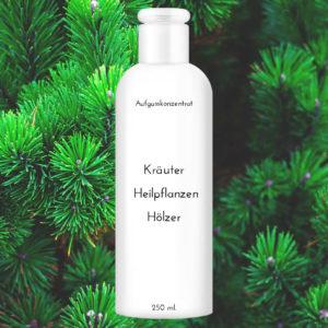 """Saunaduft Pinie 250 ml """"Kräuter Heilpflanzen Hölzer"""""""