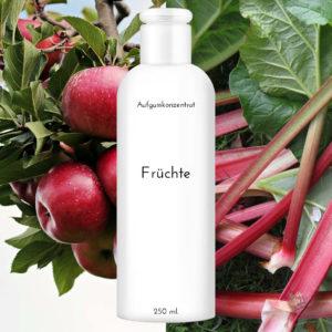 """Saunaduft Rhabarber-Apfel  250 ml """"Früchte"""""""