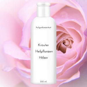 """Saunaduft Rosenöl 250 ml """"Kräuter Heilpflanzen Hölzer"""""""