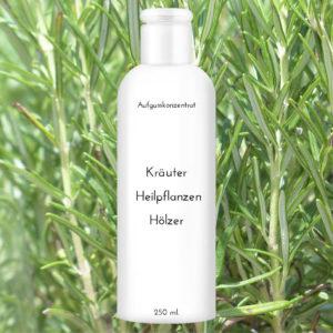 """Saunaduft Rosmarin 250 ml """"Kräuter Heilpflanzen Hölzer"""""""