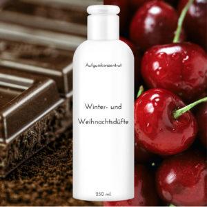"""Saunaduft Schoko-Kirsche 250 ml """"Winter und Weihnachtsdüfte"""""""