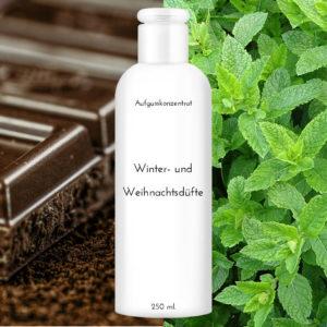 """Saunaduft Schoko-Minze 250 ml """"Winter und Weihnachtsdüfte"""""""