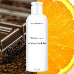 """Saunaduft Schoko-Orange 250 ml """"Winter und Weihnachtsdüfte"""""""