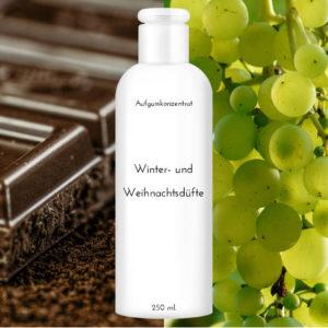 """Saunaduft Schoko-Traube 250 ml """"Winter und Weihnachtsdüfte"""""""