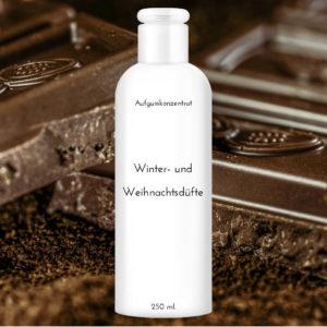 """Saunaduft Schokolade 250 ml """"Winter und Weihnachtsdüfte"""""""
