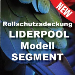 Rollschutzabdeckung / LIDERPOOL / Modell SEGMENT