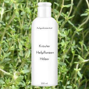 """Saunaduft Thymian 250 ml """"Kräuter Heilpflanzen Hölzer"""""""