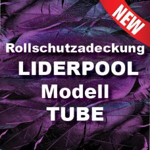 Rollschutzabdeckung / LIDERPOOL / Modell TUBE