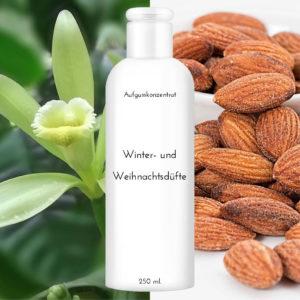 """Saunaduft Vanille-Mandel 250 ml """"Winter und Weihnachtsdüfte"""""""