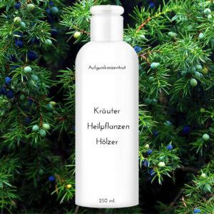 """Saunaduft Wacholder 250 ml """"Kräuter Heilpflanzen Hölzer"""""""