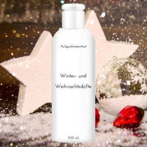 """Saunaduft Weihnachststern 250 ml """"Winter und Weihnachtsdüfte"""""""