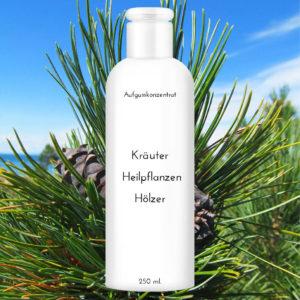"""Saunaduft Zedernholz 250 ml """"Kräuter Heilpflanzen Hölzer"""""""